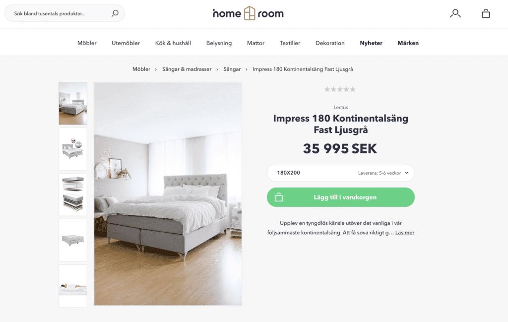 exklusiv kontinental homeroom